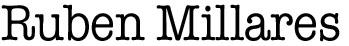 Ruben Millares Logo